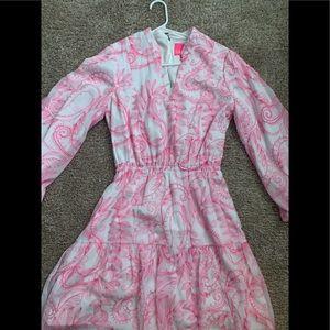 Lilly Pulitzer Joella silk dress